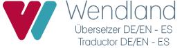 Ander Wendland – traductor de alemán, inglés y español